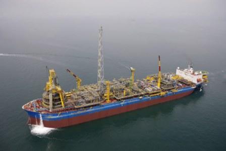 Shell's Brazil FPSO Espirito Santo Part OF BC-10 Project
