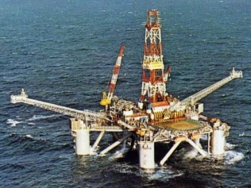 Talisman Sinopec's North Sea Buchan Alpha