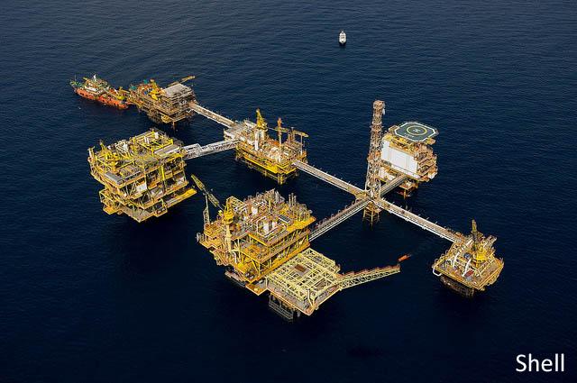Shell's E11 Platform, Malaysia