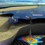 Statoil's Planned Platform in the Valemon Field