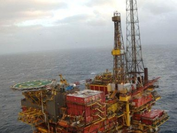 Shell Is To Start The Decommissioning Of Their Imfamous Brent Delta Platform