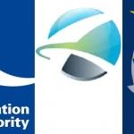 Joint CAA, Luftfartstilsynet, EASA Logos