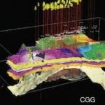 CGG Seismic Survey Model