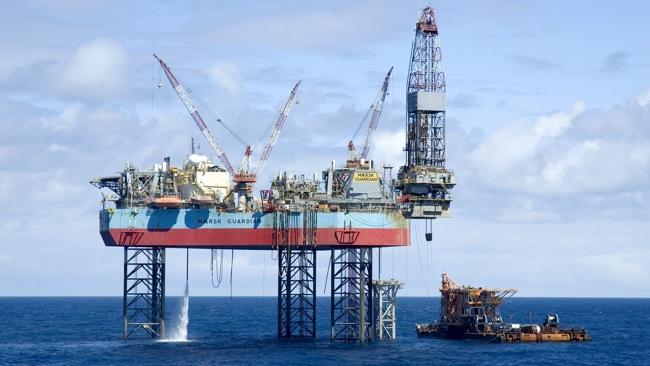 Maersk Guardian Jackup Drilling Rig