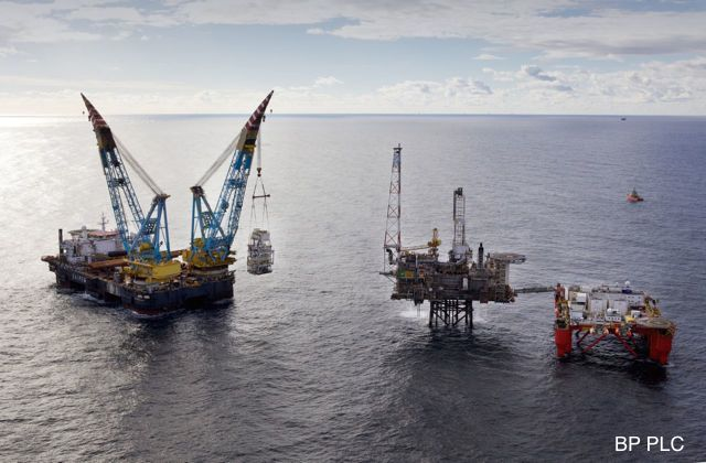 BP's Andrew Platform Gets A New Module For The Kinnoull Tie-in
