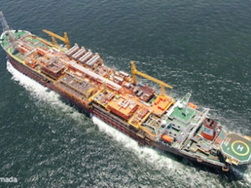 Bumi Armada's FPSO Armada Perdana On Hire To CAMAC