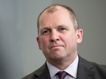 Faroe Petroleum's Chief Executive Graham Stewart