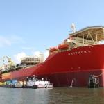 Maersk Oil FPSO Gryphon Alpha