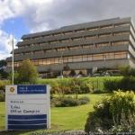 Shell's Aberdeen HQ