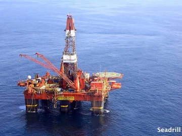 Seadrill's Semi West Alpha Used During Zidane Field's Exploration