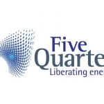 North East England Based Five Quarter Logo