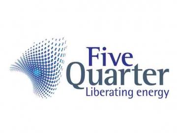 North East England Based Five Quarter Logo
