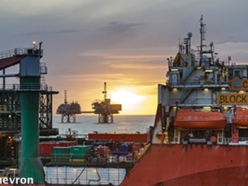 Chevron's Captain Field FPSO and Platform Assets