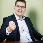 Danish Energy Minister Rasmus Petersen
