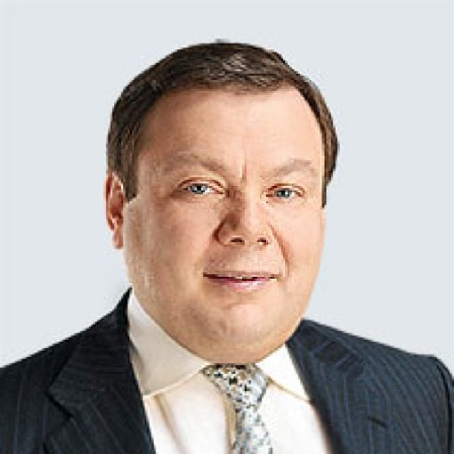 Russian Oligarch Mikail Fridman