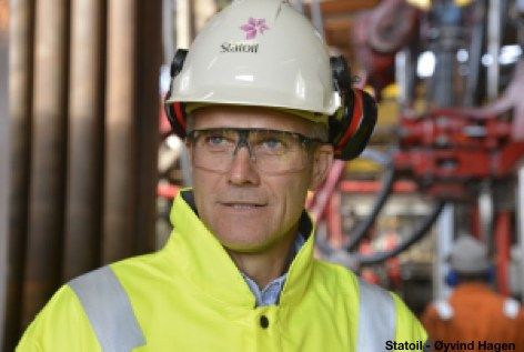 Statoil CEO Helge Lund Is Overseeing The Cuts