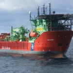 BW Athena FPSO On Location North Sea For Ithaca Energy - Ithaca Energy Terminates BW Athena FPSO Contract
