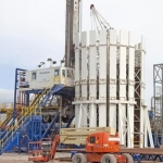 Cuadrilla Fracking Rig