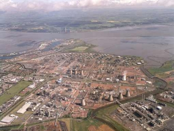 INEOS Group's Grangemouth Plant