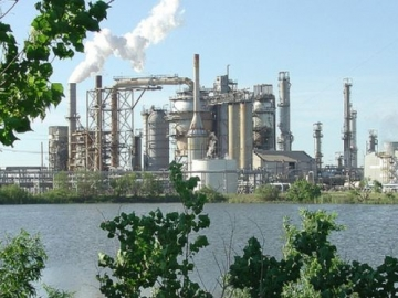 Shell's Texas Port Arthur Refinery.