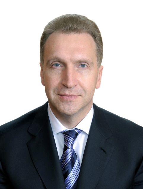 Russia's Deputy PM Igor Shuvalov