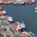 Den Helder Port, Netherlands