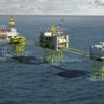 Maersk Oil's Planned Culzean Platform