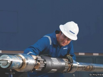 Schlumberger Well Intervention Crew
