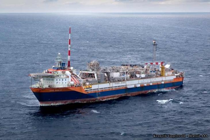 Statoil's Norn FPSO