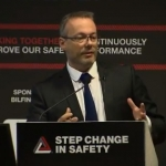 Step Change In Safety Director Les Linklater