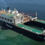 Allseas' World Record Holder- Pieter Schelte, Decommissioning Vessel