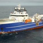 Bibby Topaz Multi Role Diving Support Vessel
