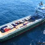 Gulfmark's ENEA offshore Platform Supply Vessel (PSV)