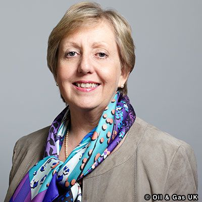 Oil & Gas UK's Operations Director Oonagh Werngren