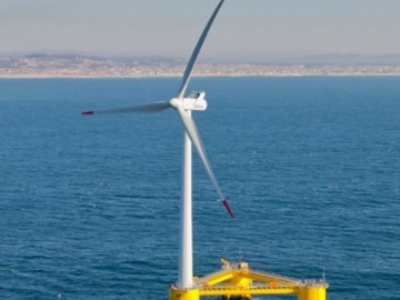 AWE's Proposed Semisubmersible Wind Turbine