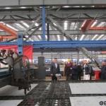 Sentinel Staff At The Hull Steel Cutting