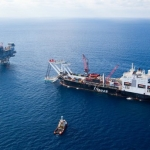 The Worlds Largest Pipe Laying Vessel- Allseas Solitaire