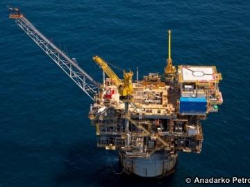 Anadarko Petroleum's Lucius Spar