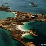 Apache Corp's Former Offshore Varanus Island Hub