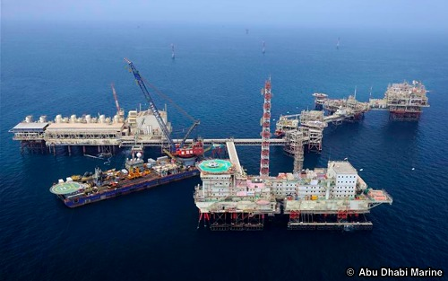 Offshore Construction To The UAE Offshore Energy Infrastructure .