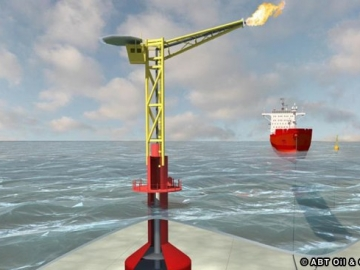ABT Oil & Gas' Innovative Production Buoy