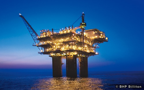 BHP Billiton's, Gulf of Mexico, Shenzi Petroleum Development