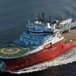 Offshore Survey Vessel, Fugro Symphony