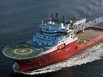 Offshore Survey Vessel, Fugro Symphony