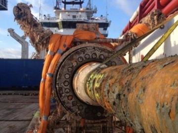 OIS Decommissioning Operations North Sea