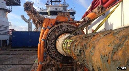 OIS Decommissioning Operations North Sea