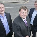 EnerQuip Founders, Andrew Polson, Dave Clark & John Duncan.