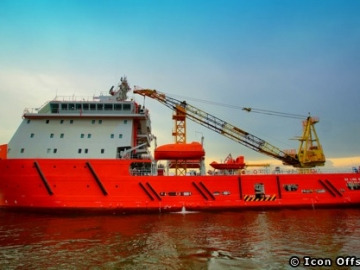 Icon Offshore's Kayra