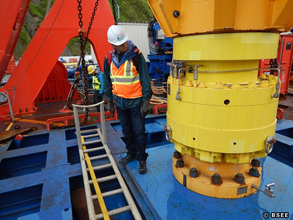 BSEE Conduct Inspection Of Shell Alaska Offshore Drilling Rigs