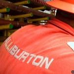 A Halliburton Worker